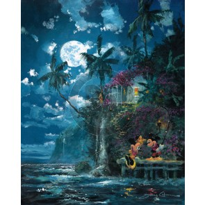 Night Fishin' in Paradise by James Coleman