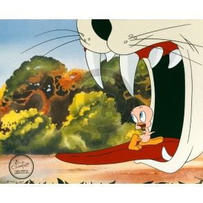 Birdy and the Beast by Bob Clampett