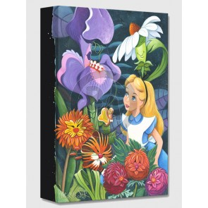 Treasures on Canvas: A Conversation with Flowers by Michelle St. Laurent