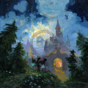 Adventure to the Castle Gates by James Coleman