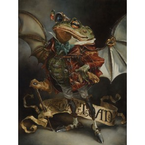 The Insatiable Mr. Toad by Heather Theurer