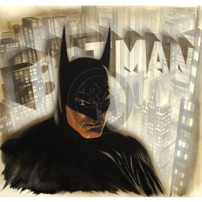 Batman the Legend by Alex Ross