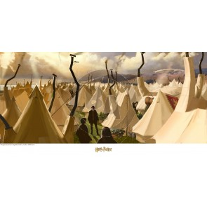 Tent City by Stuart Craig