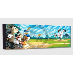 Treasures on Canvas: Swing for the Fences by Tim Rogerson
