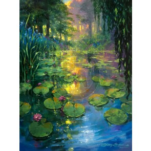 Giverny by James Coleman
