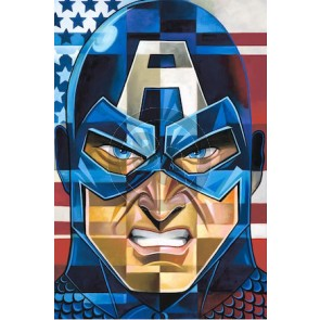 MIGHTY MINIs: Tim Rogerson: Captain America