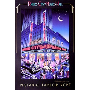 Radio City by Melanie Taylor Kent