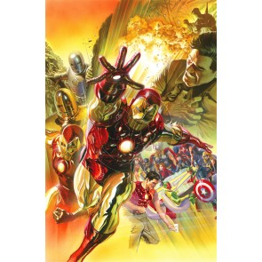 Superior Iron Man by Alex Ross (Regular)