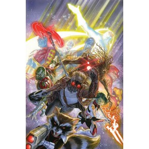 Marvel 75th Anniversary Series: Guardians of the Galaxy by Alex Ross
