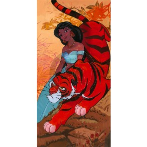 Jasmine's Fierce Protector by Jim Salvati
