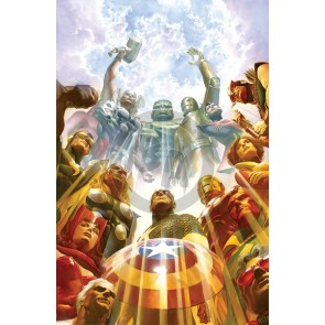 Earth's Mightiest Heroes by Alex Ross