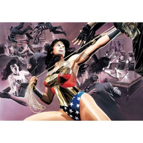 Wonder Woman: Defender of Truth by Alex Ross