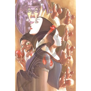 Once There Was a Princess by Alex Ross (Giclée)
