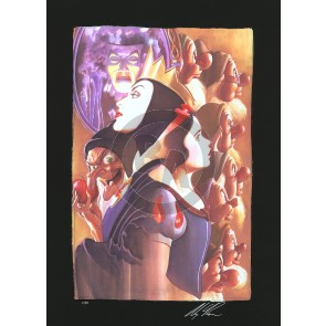 Once There Was a Princess by Alex Ross (Chiarograph)