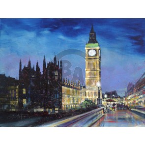 Painting the Town by Stephen Fishwick
