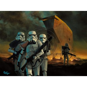 In Search of Droids by Rob Kaz
