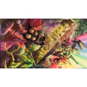 Asgard Universe by Alex Ross (Regular)