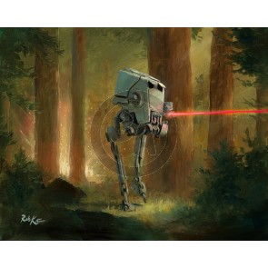 AT-ST Attacks by Rob Kaz