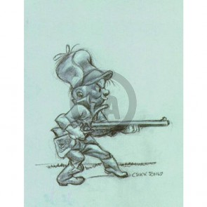 Elmer Fudd by Chuck Jones