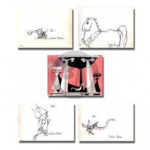 Whats Opera, Doc? Layout Portfolio II by Chuck Jones