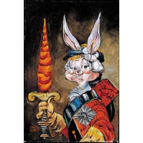 Bunny Prince Charlie by Chuck Jones