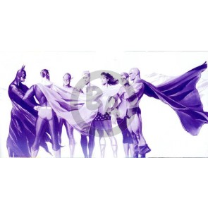 Origins: The Justice League of America by Alex Ross
