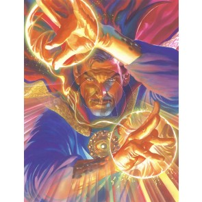 Marvelocity: Doctor Strange by Alex Ross