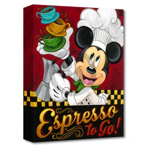 Treasures on Canvas: Espresso to Go! by Tim Rogerson