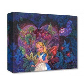 Treasures on Canvas: In the Heart of Wonderland by Michael Humphries