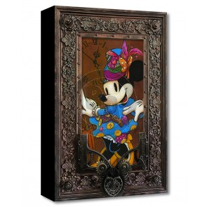 Treasures on Canvas: Steam Punk Minnie by Krystiano DaCosta