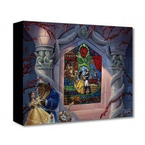 Treasures on Canvas: Enchanted Love by Jared Franco