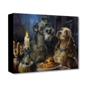 Treasures on Canvas: Bella Notte by Heather Theurer