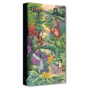 Treasures on Canvas: Home in the Jungle by Michelle St. Laurent