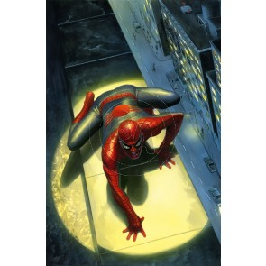 The Spectacular Spider-Man by Alex Ross
