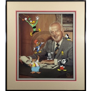 Meet My Boss by Walter Lantz
