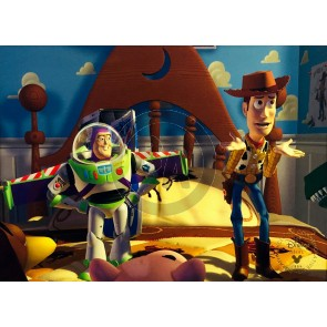 Toy Story Commemorative Lithograph