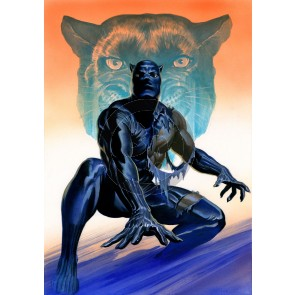 Black Panther by Alex Ross