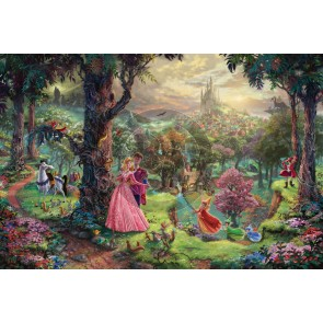 Sleeping Beauty by Thomas Kinkade Studios