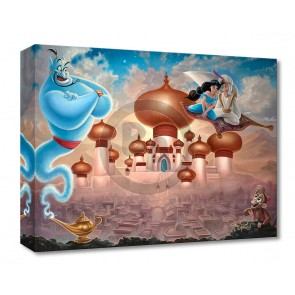 Treasures on Canvas: A Whole New World by Jared Franco