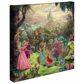 Kinkade Disney Minis: Sleeping Beauty