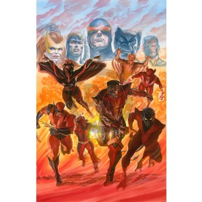 The X-Men Tribute by Alex Ross