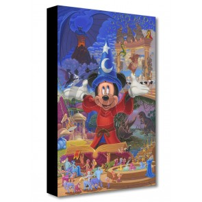 Treasures on Canvas: Story of Music and Magic by Manual Hernandez