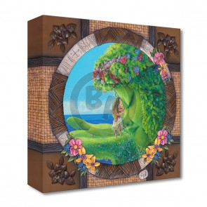 Treasures on Canvas: Te Fiti by Denyse Klette