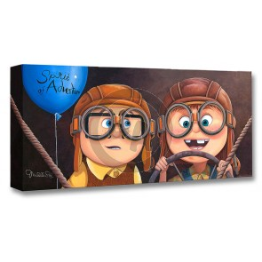 Treasures On Canvas: Adventure Awaits by Michelle St. Laurent
