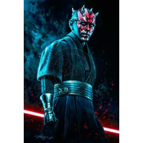 Sith Lord by Rodel Gonzalez