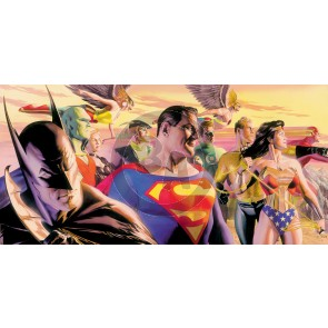 In the Light of Justice by Alex Ross (Paper)
