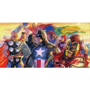 Invincible by Alex Ross (Paper)