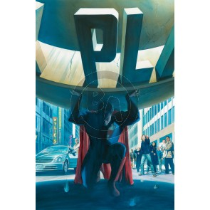 Superman: Saving the Planet by Alex Ross (Paper)