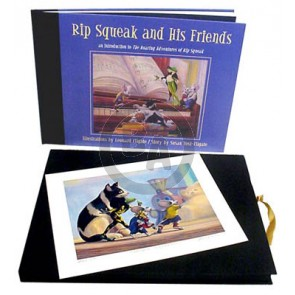 Rip Squeak and His Friends - Collector's Edition