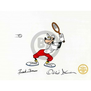 Goofy Tennis (Frank Thomas / Ollie Johnston)